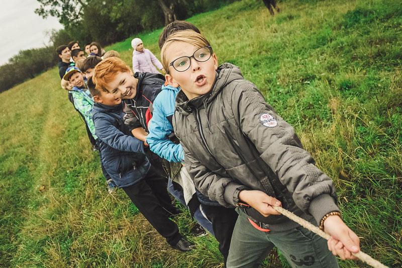 Les loupios de St François – 6 à 11 ans